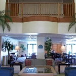 Wingate Inn Destin lobby